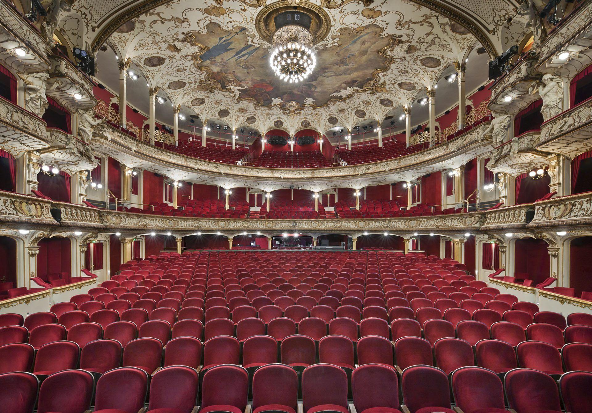 Schauspielhaus Hamburg Architekturfotografie Anke Muellerklein Hamburg