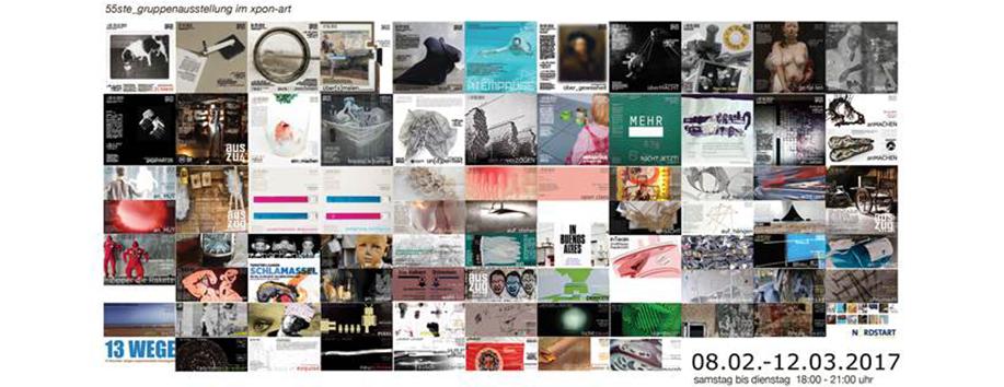 Die Xpon-art Gallery Feiert 10-jähriges Jubiläum!