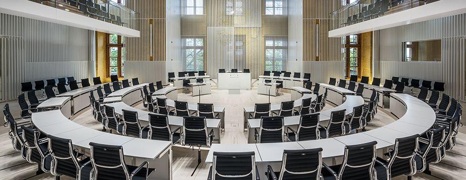 Plenarsaal Schwerin